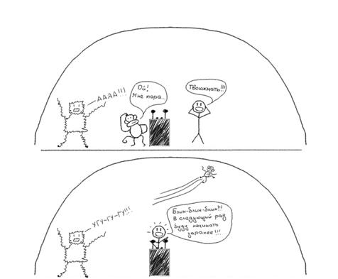 Панический монстр