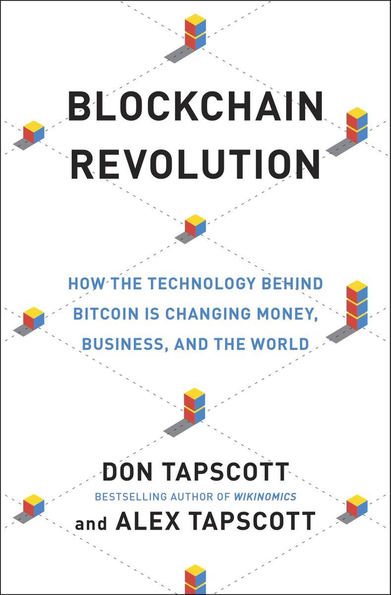 Книга Революция блокчейн